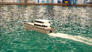 Chartwell Marine Designs Hybrid Catamaran for US Market