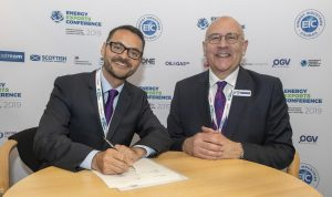 UK EIC and World Forum Offshore Wind Sign MoU