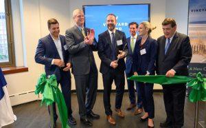 Vineyard Wind Opens Permanent Office in Boston