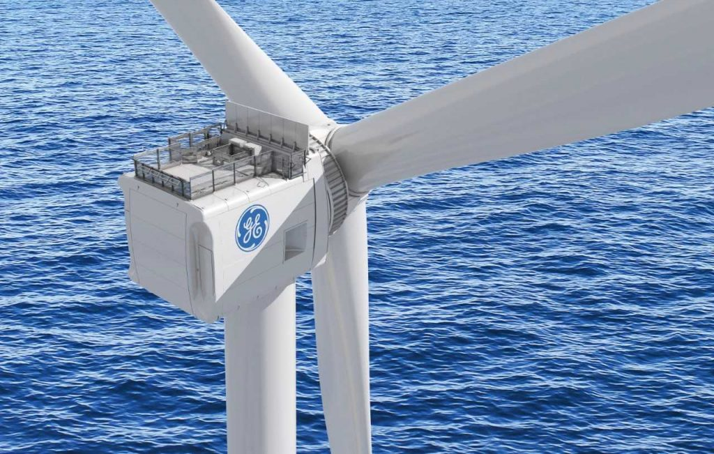 Ge Confirms Uk Trip For Haliade X 12 Mw Gear Offshore Wind