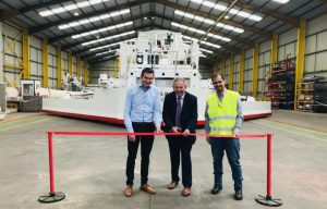 New Global Marine Plough Officially Out