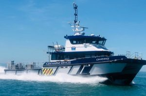 New Turner Iceni CTV Completes Sea Trials
