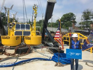 NYSERDA Deploys Floating LiDARS in New York Bight