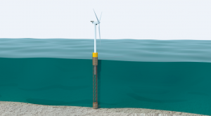 Wison Unveils New Tower Concept for Deepwater Turbines