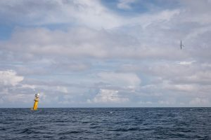 Makani's Energy Kite Completes First Offshore Flight