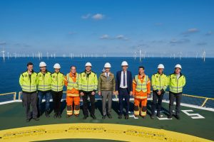 Elia Inaugurates Its Modular Offshore Grid