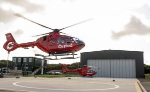 Walney Extension Helicopter Base Ready for Business
