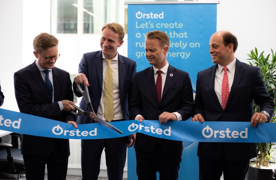 Ørsted Opens Big Apple Office