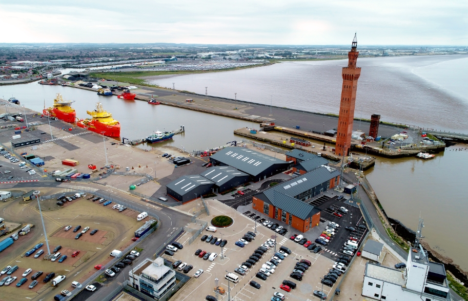 Ørsted Unveils UK East Coast O&M Hub