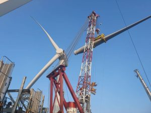 All Formosa 1 Phase 2 Turbines In Place