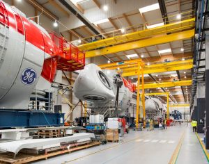 GE Begins Turbine Production for French Offshore Wind Project