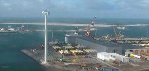 First-Haliade-X-12MW-Blade-Arrives-at-Rotterdam-Port
