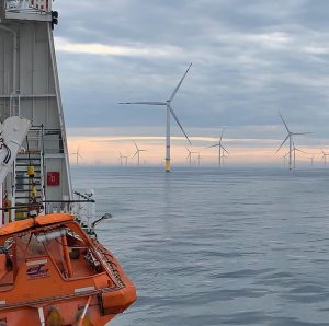 Geotechnical Studies Wrap Up at Gode Wind 3