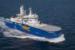 Bibby Marine Services Takes Delivery of Bibby WaveMaster Horizon