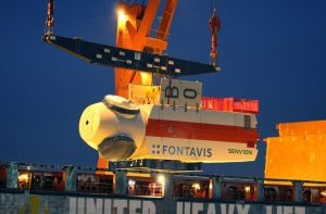 Senvion Delivers Final TWBII Turbine
