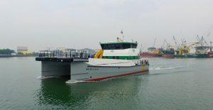 Hung Hua Orders Third Damen Fast Crew Supplier