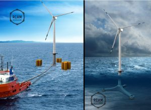 US Start-Up Secures Funding for Concrete Offshore Wind Foundation