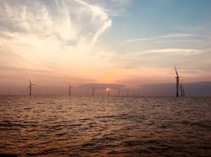 Jiangsu Dafeng Three Gorges Offshore Wind Farm Goes Into Operation