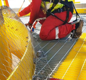 Dropsafe and Van Dam Ink Deal for European Offshore Wind
