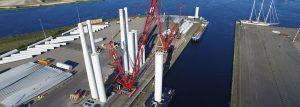 TMA Logistics to Handle Windpark Fryslân Wind Turbines