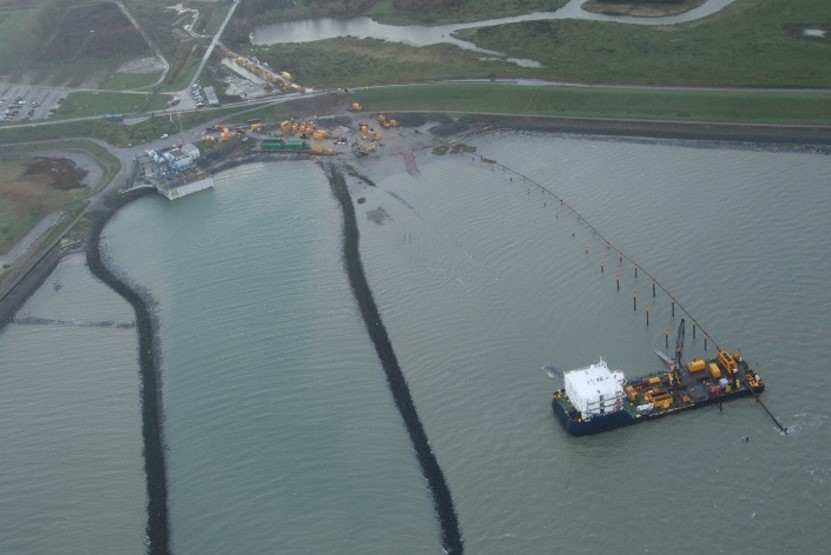 VLCV BV Finishes Borssele Cable Gig
