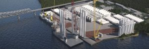 New York Offshore Wind Terminal Secures Investors