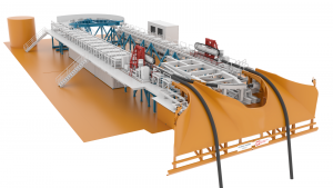 Normand Clipper to Feature Royal IHC Cable Lay Spread