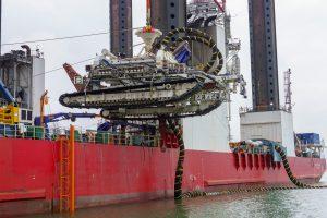 Van Oord Testing New Trencher Ahead of Dutch Offshore Wind Work