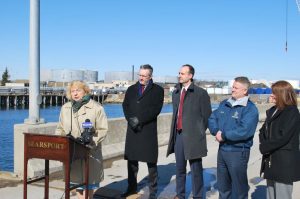 Maine Assessing Mack Port Terminal for Offshore Wind