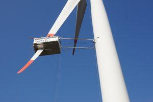 WINDEA Blade Service Concept Passes Offshore Turbine Test