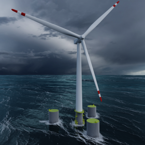 Iberdrola Ramps Up Floating Wind Game
