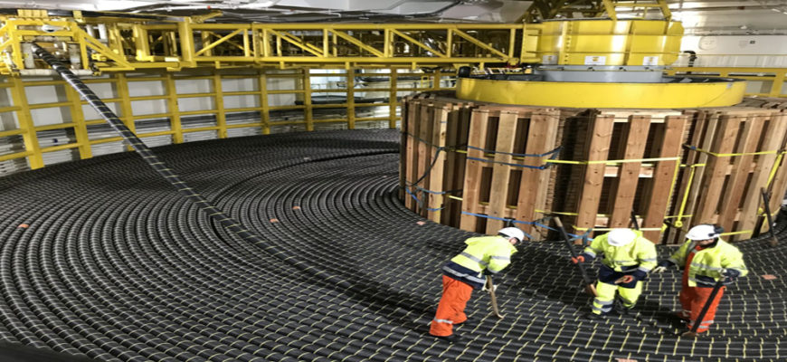 JDR Delivers Cables for Changhua Phase 1 Offshore Wind Project