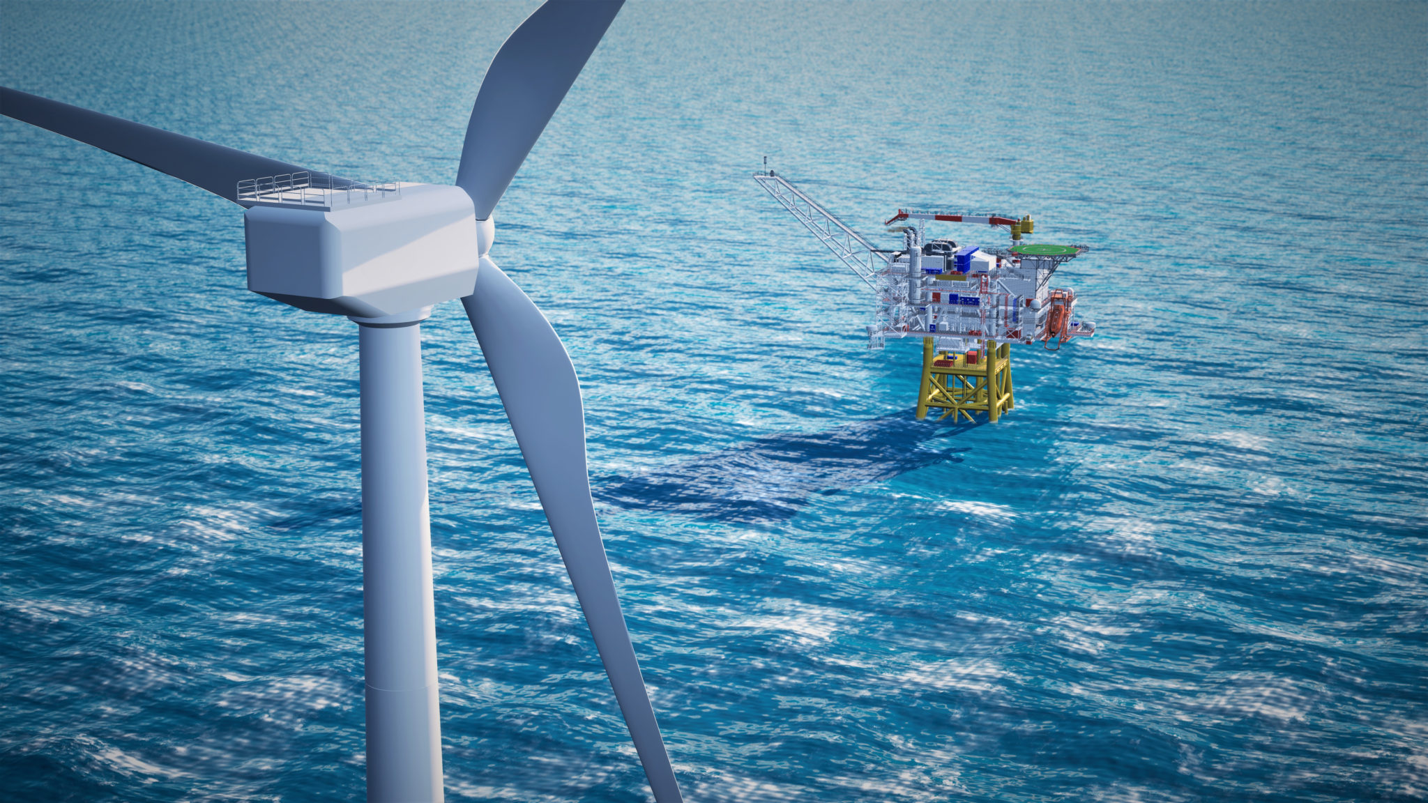 French and Chinese Form Floating Wind Pact