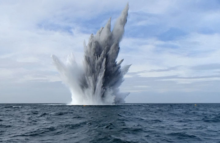 Offshore Wind Gets First Guidance for UXO and Boulders Geophysical Surveying