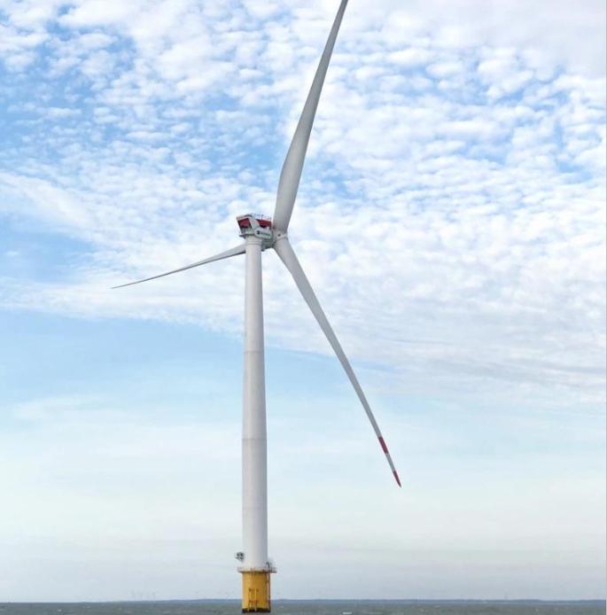 MingYang Turbines for Huizhou Gangkou Phase 1