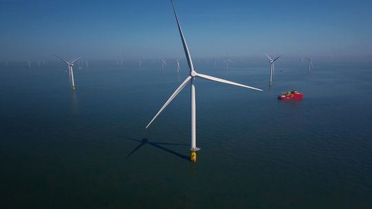 Nestlé UK and Ørsted Sign Offshore Wind PPA
