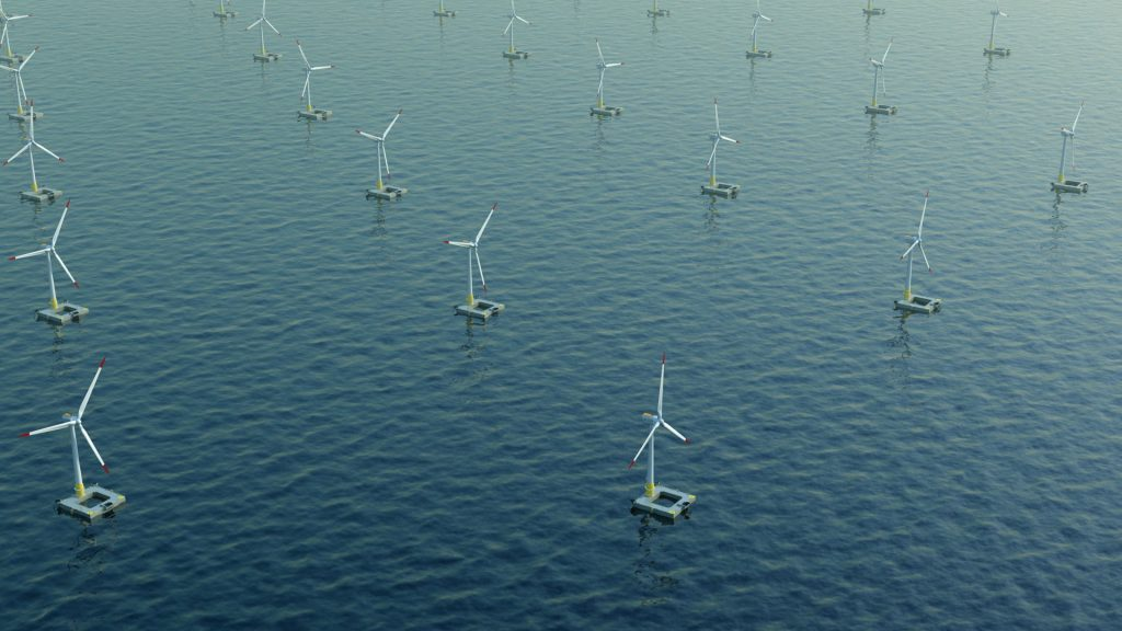 France Pre-Selects EDF, Maple Power for Floating Wind Tender