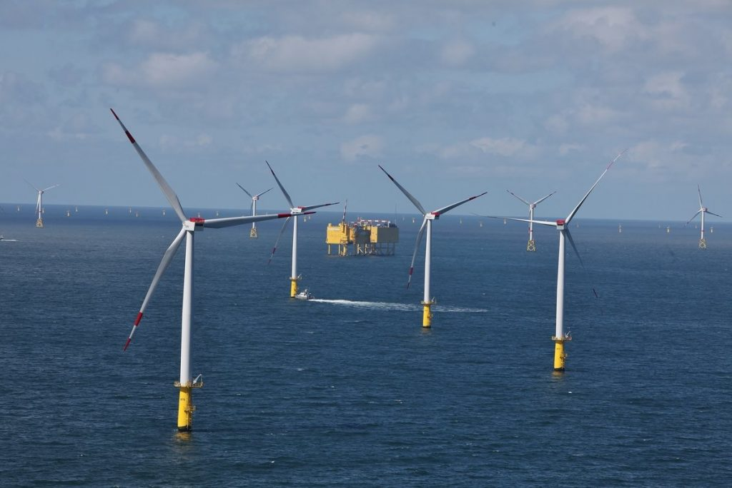 Low Winds Bring Less OW Power to German Grid in H1 2021
