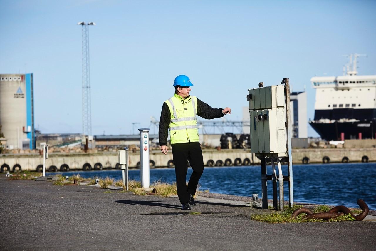 Denmark: Port of Roenne Hails Energy Island Plan