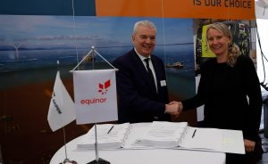 Saipem to Assist Equinor on Offshore Wind Projects