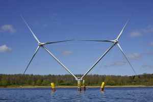 EnBW and Aerodyn Venture Into Deeper Waters