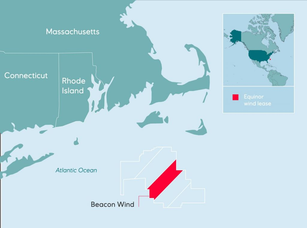 Equinor Lights the Way Offshore US
