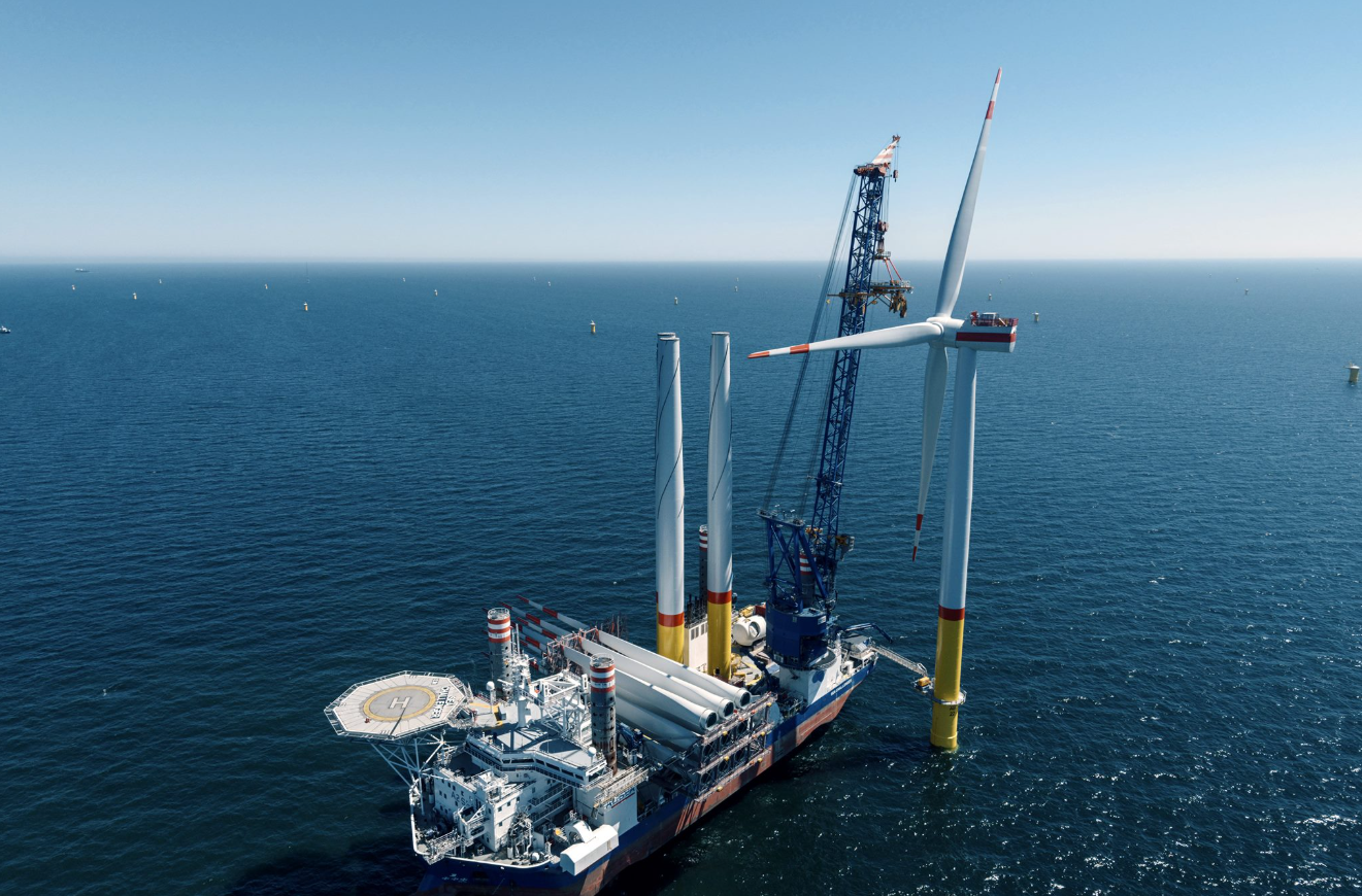 OREAC: 1.4 TW of Offshore Wind by 2050 Achievable
