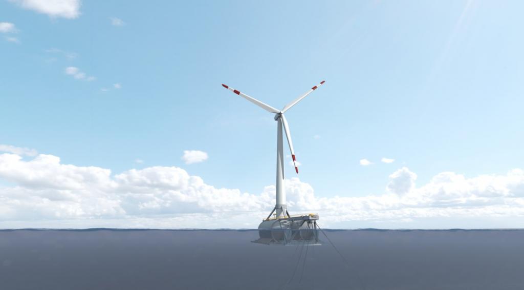Spain's First Floating Wind Turbine to Moor at BiMEP