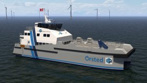 Contracts Signed for Hornsea Two's Hybrid CTVs