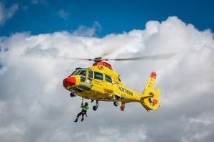 NHC Northern Helicopter to the Rescue at Four German OWFs