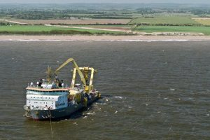 Busy Summer Ahead for Boskalis and NKT at Triton Knoll