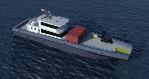 DLBA Naval Architects Designs SATV for US Offshore Wind Market