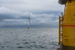 Total, Shell Join UK's Floating Offshore Wind Centre of Excellence