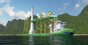 CSBC-DEME Reaches FID for First Taiwan-Built Offshore Wind Installation Vessel